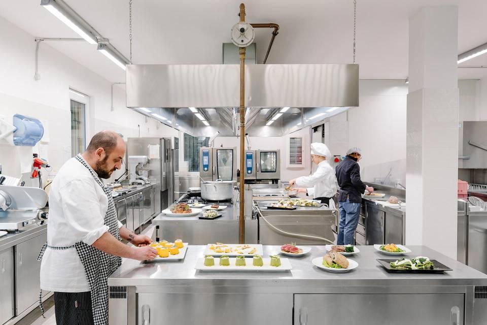 cucina laboratorio gastronomia cantù mariano comense il taglio giusto